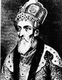 Bahadur Shaha Zafer, the last of the Moghual