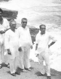 Basharetullah, Shareef Khan, Rizwan Beg, Ghani Beg