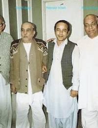 Erfan Beg, Ghani Beg, Masroor, Rizwan Beg